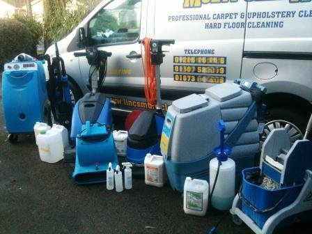 Tile Doctor Lincolnshire Equipments