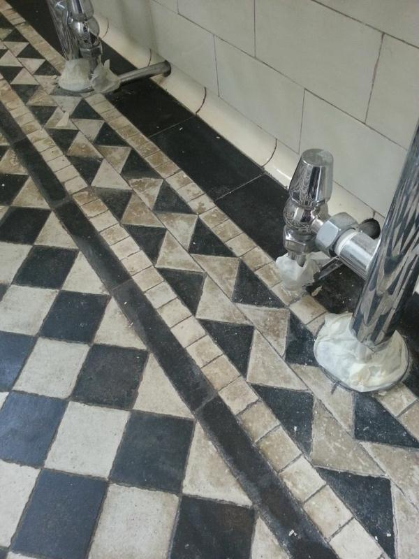 Bathroom Cleaning And Maintenance Advice For Victorian Tiled Floors