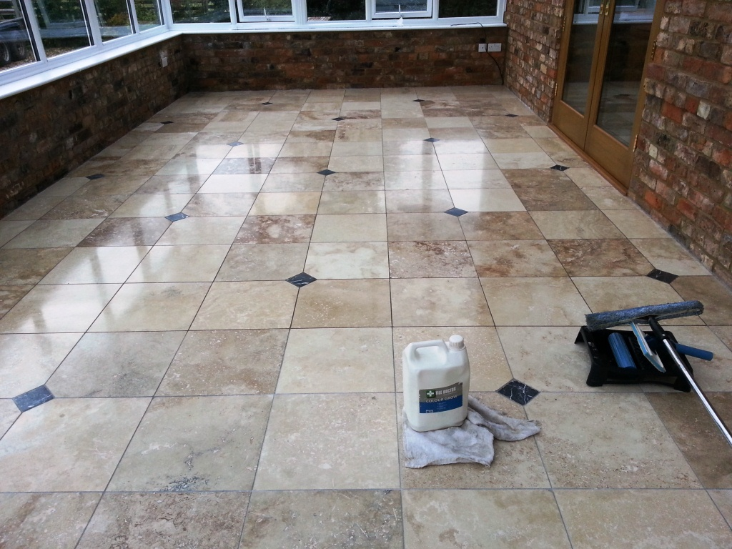 Sealing Marble Tiles Woodhall