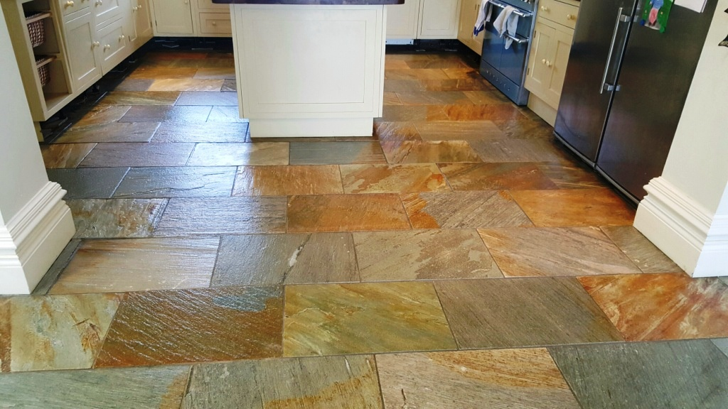 Slate Tiles Stone Cleaning And Polishing Tips For Slate Floors - 4 inch slate tile